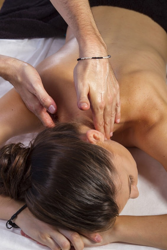 Bienfaits massage du dos
