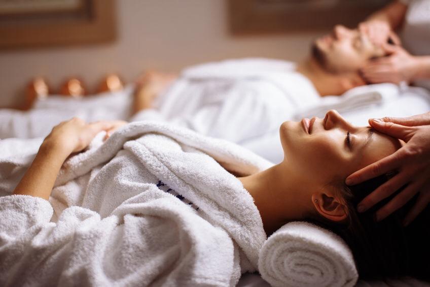 Massage entre époux